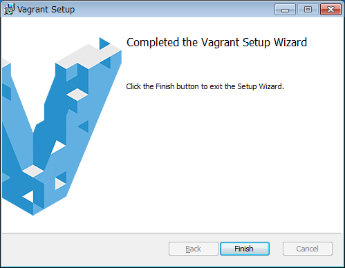 Vagrant Windows Installer