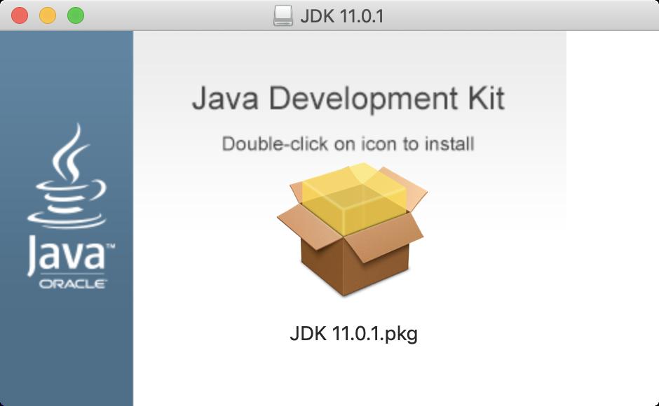 macOS に Oracle Java 11 (JDK) をインストールする手順 | WEB ARCH LABO