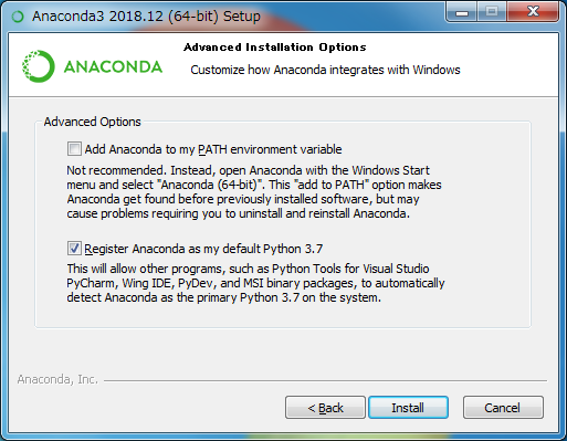 Anaconda Gcc 6